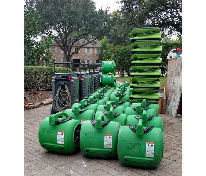 SERVPRO Helps With Hurricane Harvey