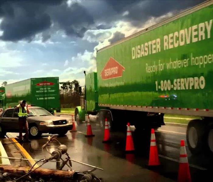 Storm Damage When Storms or Floods hit Findlay, SERVPRO is ready!