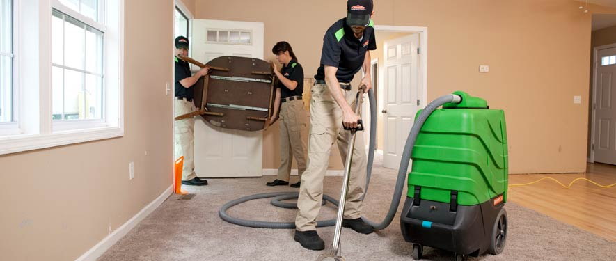 Findlay, OH residential restoration cleaning